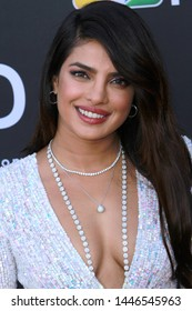 LAS VEGAS - MAY 1:  Priyanka Chopra-Jonas at the 2019 Billboard Music Awards at MGM Grand Garden Arena on May 1, 2019 in Las Vegas, NV