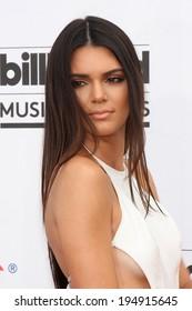 LAS VEGAS - MAY 18:  Kendall Jenner at the 2014 Billboard Awards at MGM Grand Garden Arena on May 18, 2014 in Las Vegas, NV