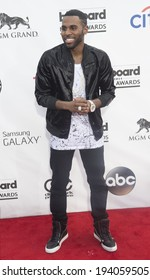 LAS VEGAS - MAY 18 : Singer/songwriter Jason Derulo attends the 2014 Billboard Music Awards at the MGM Grand Garden Arena on May 18 , 2014 in Las Vegas.
