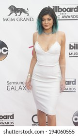 LAS VEGAS - MAY 18 : TV personality Kylie Jenner attend the 2014 Billboard Music Awards at the MGM Grand Garden Arena on May 18 , 2014 in Las Vegas.