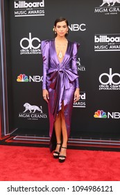 LAS VEGAS - MAY 20:  Dua Lipa at the 2018 Billboard Music Awards at MGM Grand Garden Arena on May 20, 2018 in Las Vegas, NV
