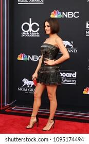 LAS VEGAS - MAY 20:  Jenna Dewan at the 2018 Billboard Music Awards at MGM Grand Garden Arena on May 20, 2018 in Las Vegas, NV