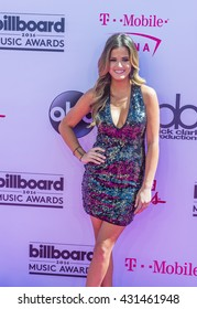 LAS VEGAS - MAY 22 : The Bachelorette's JoJo Fletcher attends the 2016 Billboard Music Awards at T-Mobile Arena on May 22, 2016 in Las Vegas, Nevada.