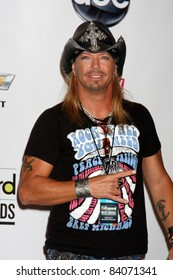 LAS VEGAS - MAY 22:  Bret Michaels in the Press Room of the 2011 Billboard Music Awards at MGM Grand Garden Arena on May 22, 2010 in Las Vegas, NV.