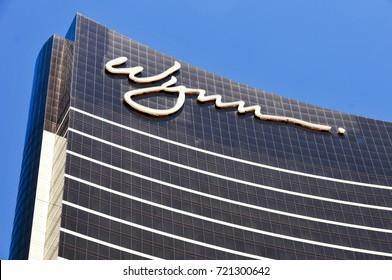 Las Vegas, Nevada - June 22, 2008: Wynn Las Vegas luxury resort and casino located on the Las Vegas Strip in Paradise, Nevada. The  is the flagship property of Wynn Resorts.