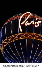 LAS VEGAS, NEVADA - Oct , Las Vegas Strip View