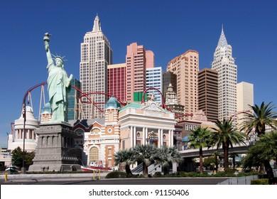 Las Vegas, New York New York
