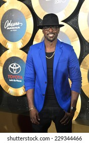 LAS VEGAS - NOV 07 : Actor Lance Gross attends the 2014 Soul Train Music Awards at the Orleans Arena on November 7, 2014 in Las Vegas, Nevada.
