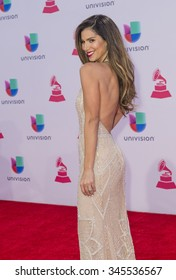 LAS VEGAS , NOV 19 : Actress Roselyn Sanchez attends the 16th Annual Latin GRAMMY Awards on November 19 2015 at the MGM Grand Arena in Las Vegas, Nevada