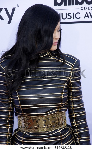 LAS VEGAS, NV - MAY 17: 2015: Kylie Jenner at the 2015 Billboard Music Awards held at the MGM Garden Arena in Las Vegas, USA on May 17, 2015.