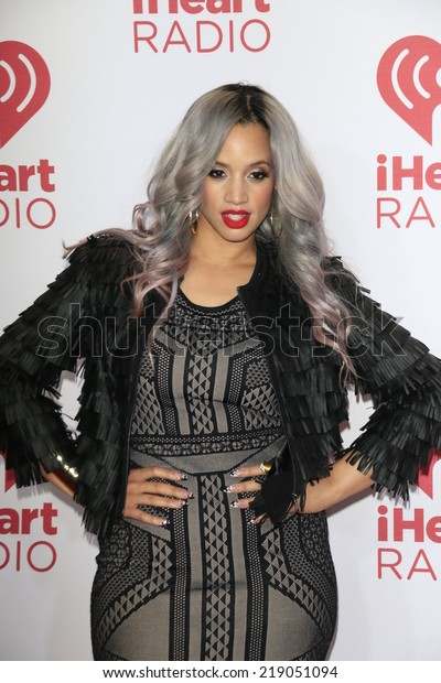 LAS VEGAS - SEP 19:  Dascha Polanco at the iHeart Radio Music Festival Night 1 at MGM Grand Resort and Casino on September 19, 2014 in Las Vegas, NV