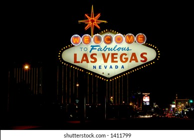 Las Vegas sign I