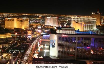 Las Vegas Strip - North