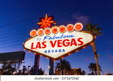 Las Vegas USA round trip