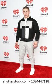 LAS VEGAS-SEP 19: Nick Jonas attends the 2015 iHeartRadio Music Festival at MGM Grand Garden Arena Night 2 on September 19, 2015 in Las Vegas, Nevada.