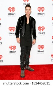 LAS VEGAS-SEP 19: Price Royce attends the 2015 iHeartRadio Music Festival at MGM Grand Garden Arena Night 2 on September 19, 2015 in Las Vegas, Nevada.