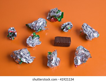 Last chocolate