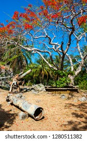 Last Japanese Command Post from WW II, Saipan, Northern Marianas, Central Pacific