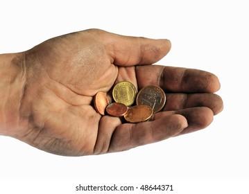 The last money