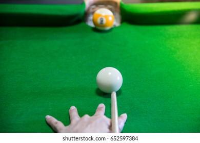 last one nine pool