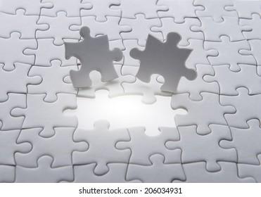 Last Puzzle Piece