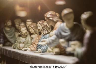 The Last Supper is one of the most famous scenes of Jesus christ,