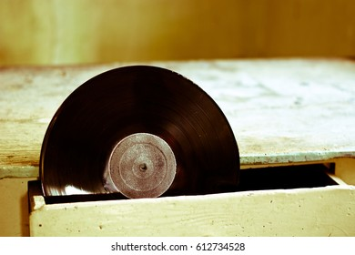 The last vinyl in the drawer
