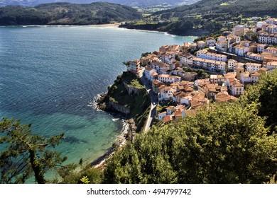 Lastres - Spain  fishing village