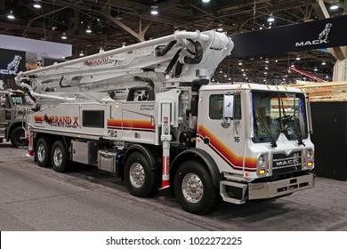 Concrete Pump Truck Images, Stock Photos & Vectors | Shutterstock