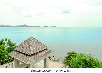 Lat Ko Viewpoint is one of the best and most straightforward places in Samui