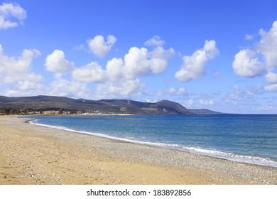 Latchi, Paphos area, Cyprus