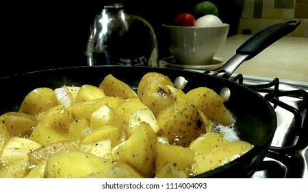 Late night home fries