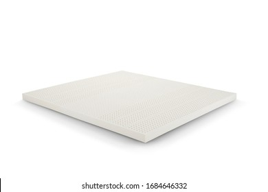 Latex Mattress Slim Thickness Topper without Cover