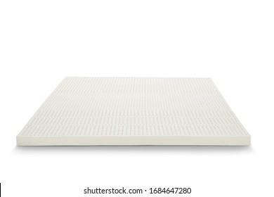 Latex Mattress Topper Slim Thickness Straight no cover