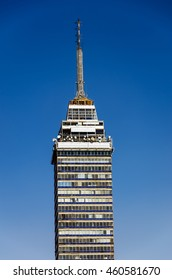 Latin American Tower, the first skyscraper built in Mexico City