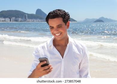 Sexy copacabana guys sex with