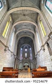 Latrun Monastery near Jerusalem