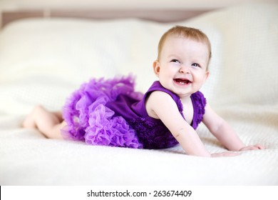 d8caa6318 girl in purple dress Images