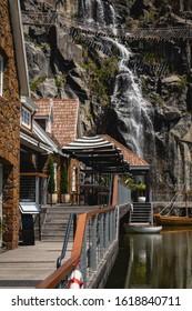 Launceston, Tasmania - January 3rd 2020: The Penny Royal, Launceston.