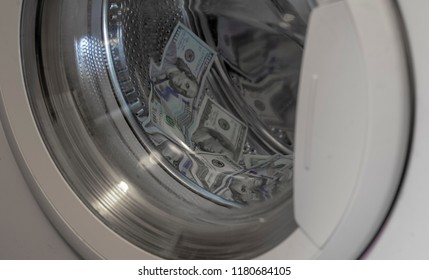 laundering of money