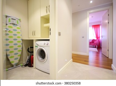 Laundry Room at the Home