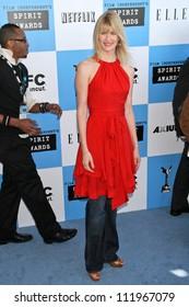 Laura Dern at the 2007 Film Independent's Spirit Awards. Santa Monica Pier, Santa Monica, CA. 02-24-07