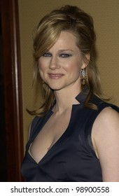 LAURA LINNEY at the 56th Annual Directors Guild Awards in Century City, Los Angeles, CA.  February 7, 2004