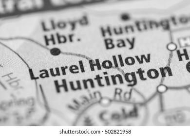 Laurel Hollow. New York (State). USA.