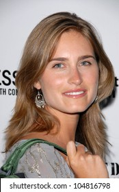 Lauren Bush  at the Feed Health Backpack Launch Benefitting Awearness and Feed Projects. Living Homes, Santa Monica, CA. 08-26-09