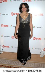Lauren Velez  at the Showtime Golden Globe Awards After Party. The Peninsula Hotel, Beverly Hills, CA. 01-11-09