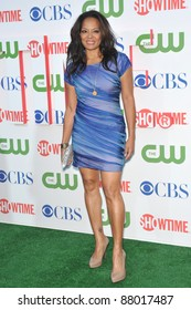 """Lauren Velez - star of """"Dexter"""" - at CBS TV Summer Press Tour Party in Beverly Hills.  July 28, 2010  Los Angeles, CA Picture: Paul Smith / Featureflash"""