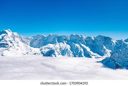 Lauterbrunnen in the Swiss Alps