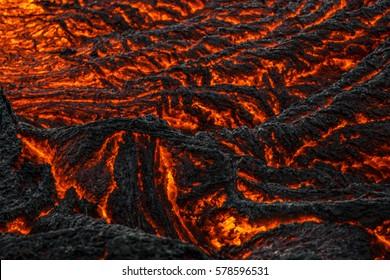 Lava Detail