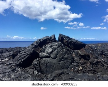 Lava Rock Mound